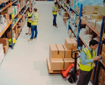 Como lidar com o fator humano em um sistema logístico